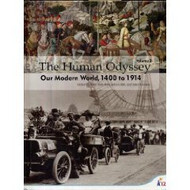 Human Odyssey Our Modern World 1400 To 1914 Volume 2