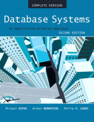 Database Systems: An Application Oriented Approach 2nd Edition