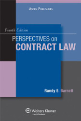 Perspectives on Contract Law Fourth Edition
