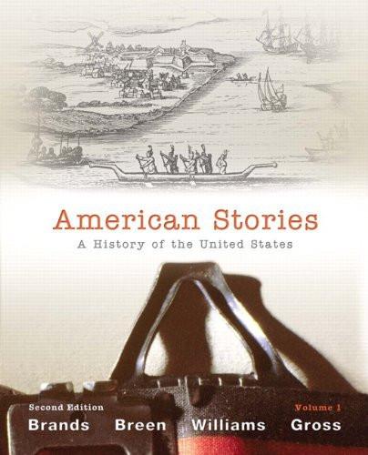 American Stories Volume 1