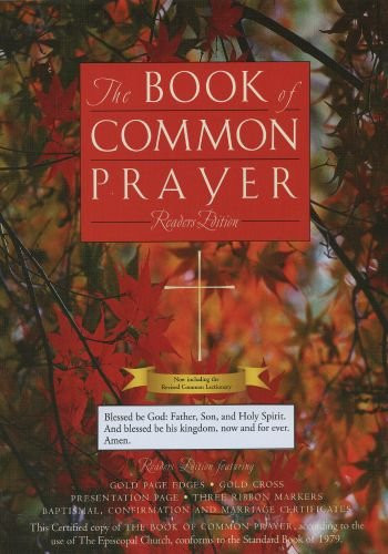 The Book of Common Prayer Reader's Edition