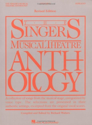 Singer's Musical Theatre Anthology