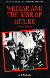 Weimar and the Rise of Hitler