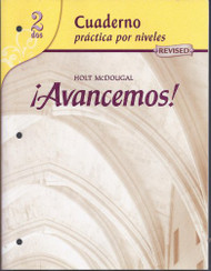 Avancemos: Cuaderno Practica Por Niveles 2