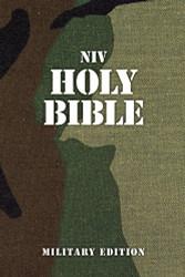 Niv Holy Bible Military Edition