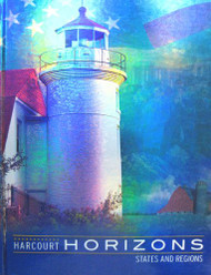 Harcourt Student Edition States And Regions 2003  by HARCOURT SCHOOL PUBLISHERS