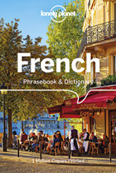 Lonely Planet French Phrasebook and Dictionary