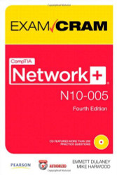 Comptia Network+ N10-005 Authorized Exam Cram