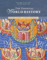 Essential World History Volume 1 to 1800