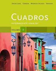 Cuadros Student Text Of 4 Volume 3