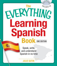 Everything Learning Spanish Book
