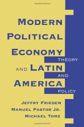 Modern Political Economy and Latin America