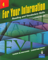 For Your Information 4 Reading And Vocabulary Skills