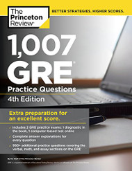 1007 Gre Practice Questions