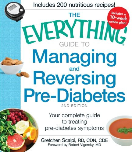 Everything Guide To Managing And Reversing Pre-Diabetes