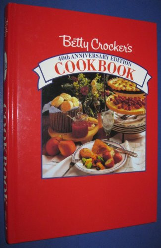 Betty Crocker's Cookbook/