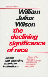 Declining Significance of Race
