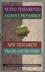 Spanish / English Parallel New Testament Psalms & Proverbs