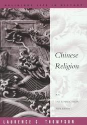 Chinese Religion Volume 1