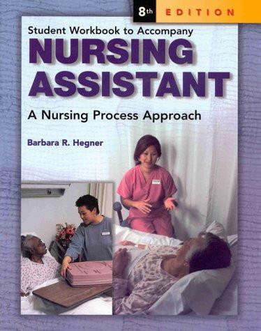 Workbook for Nursing Assistant
