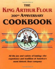 King Arthur Flour 200Th Anniversary Cookbook