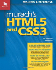 Murach's Html5 And Css3