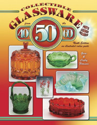 Collectible Glassware from the 40s 50s 60s
