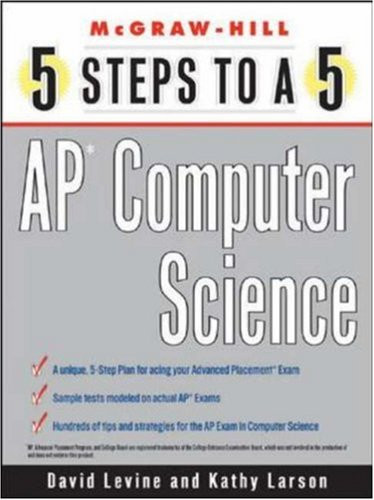 5 Steps to A 5 Ap Computer Science