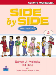 SIde by Side Activity Book 2