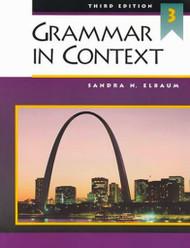 Grammar In Context 3