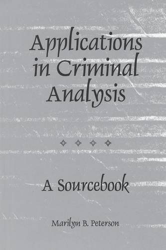 Applications In Criminal Analysis