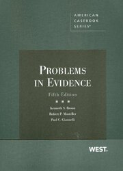 Problems In Evidence