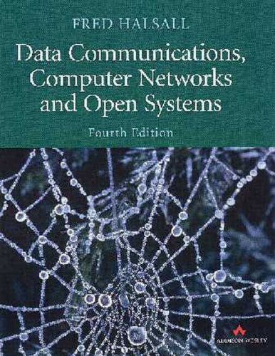 Data Communications Computer Networks and Open Systems
