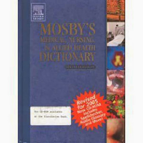 Mosby's Dictionary of Medicine