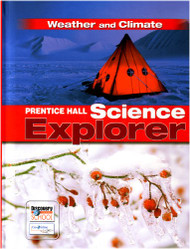 Science Explorer C2009 Book I Weather and Climate