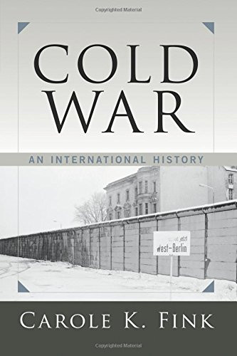 Cold War: An International History