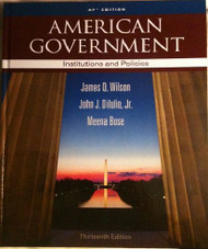 American Government AP Edition