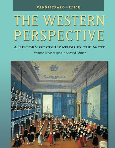 Western Perspective Volume 2