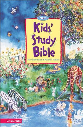 Nirv Kids Study Bible Revised