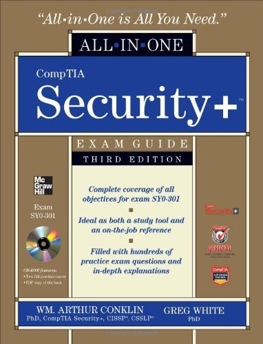 Comptia Security + All-In-One Exam Guide