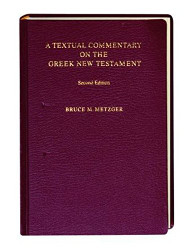 Textual Commentary on the Greek New Testament