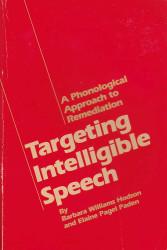 Targeting intelligible speech