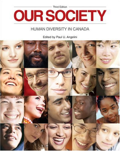 Our Society  Human Diversity in Canada