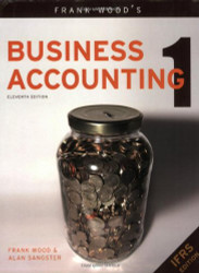 Frank Wood's Business Accounting 1