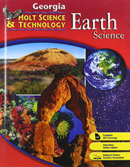 Science & Technology Life Earth And Physical Georgia Student Edition Earth