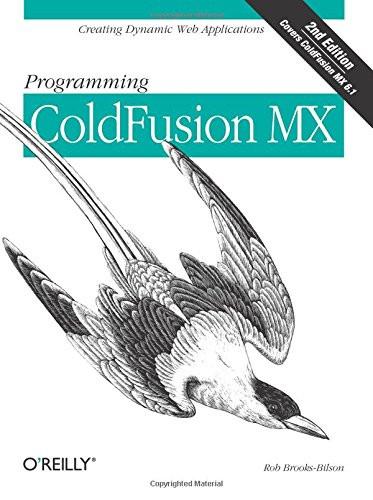 Programming Coldfusion