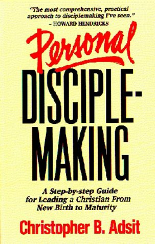 Personal Disciplemaking