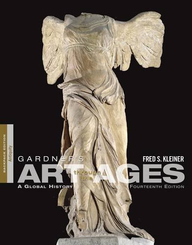 Gardner's Art Through The Ages Backpack Book