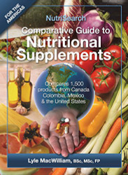 NutriSearch Comparative Guide to Nutritional Supplements for the Americas