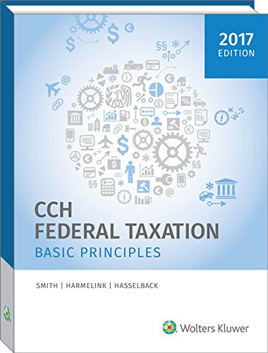 Federal Taxation Basic Principles